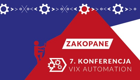 Konferencja VIX Automation